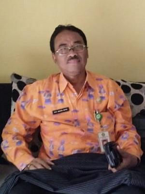 Drs. Abidin Ahmad, M.Pd.
